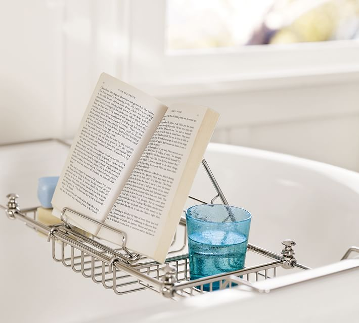 Pottery Barn Mercer Bathtub Caddy - Best Books Index