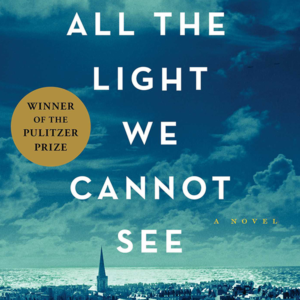 All the Light We Cannot See Reese Book Club Book #12