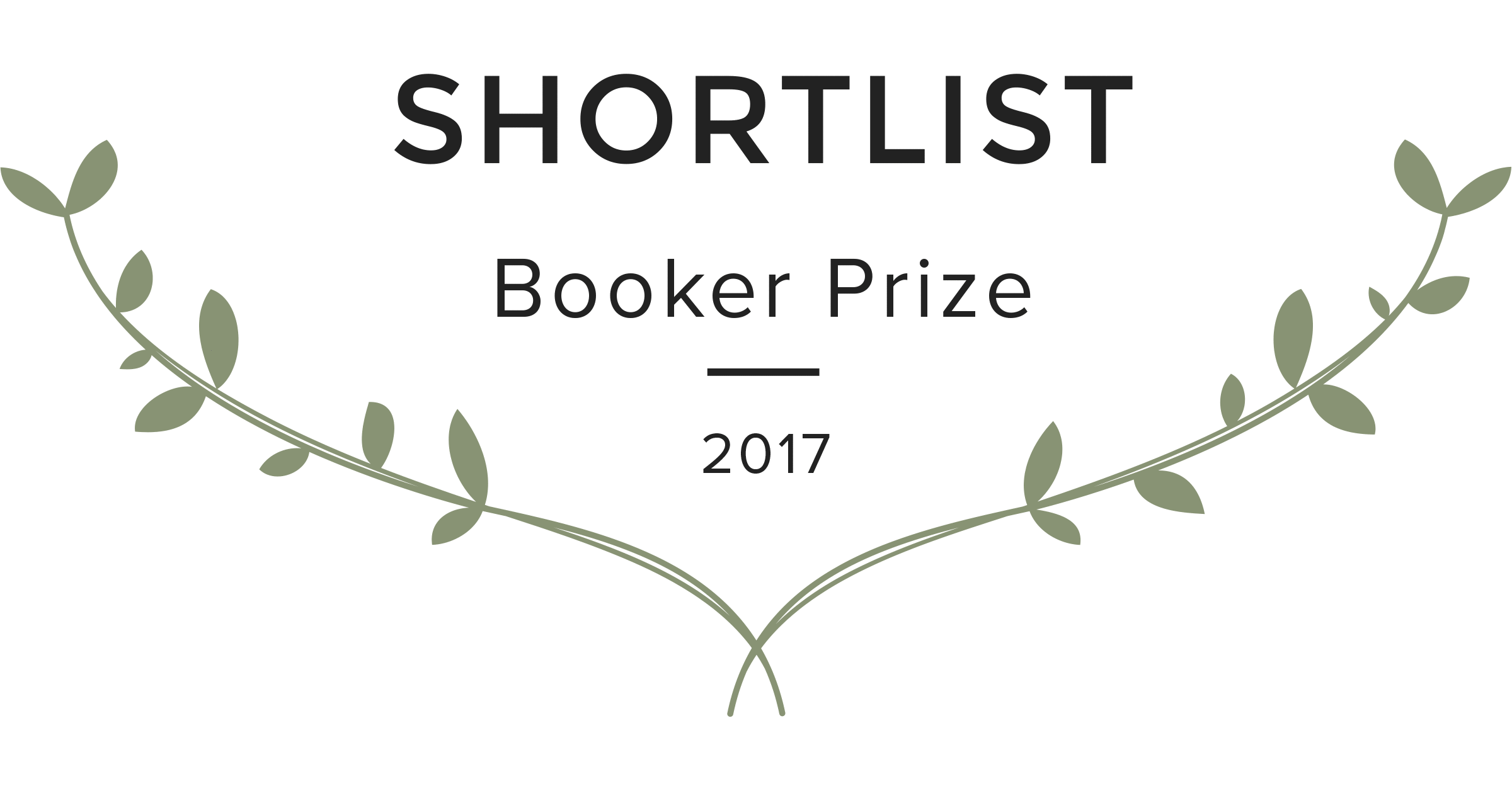 2017 Booker Prize Shortlist Announced