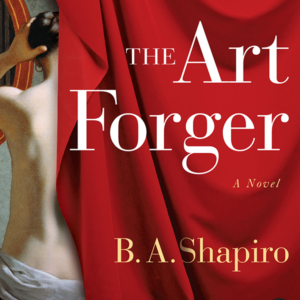 The Art Forger (Reese Book 3)