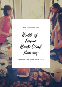 Great Book Club Names & Suggestions