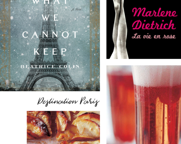 November's Book of the Month Giveaway & Menu