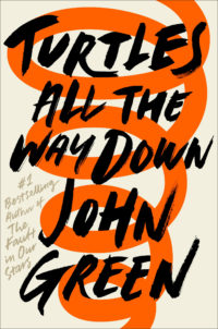Author Q&A + Book Club Giveaway: John Green's Turtles All the Way Down
