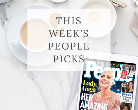 This Week's People Picks