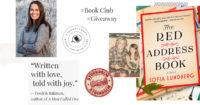 January's Author of the Month + Book Club Giveaway:  The Red Address Book