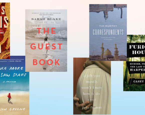 Amazon's Picks for the Best Books of May