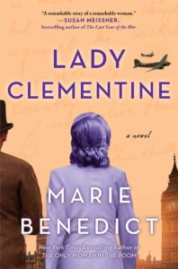 Author of the Month: LADY CLEMENTINE's Marie Benedict