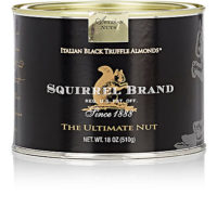 squirrel brand truffled almonds