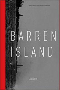 barren island