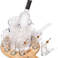 LSA Vodka Serving Set