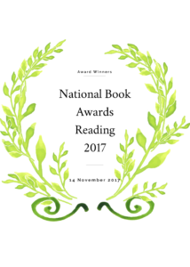 National Book Awards Reading 2017