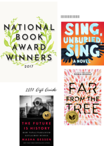 National Book Award Winners 2017