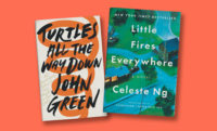 Win Little Fires Everywhere & Turtles All the Way Down for Your Book Club!