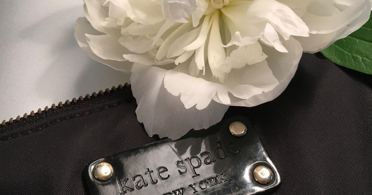My Kate Spade Bag