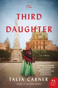 January's Historical Fiction Book Club Giveaway: The Third Daughter