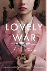 February Book of the Month Giveaway:  LOVELY WAR