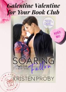 Galentine Valentine Fun & Flirty Book Club Giveaway #2: SOARING With FALLON