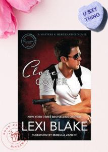 Galentine Valentine Fun & Flirty Book Club Giveaway #4: CLOSE COVER